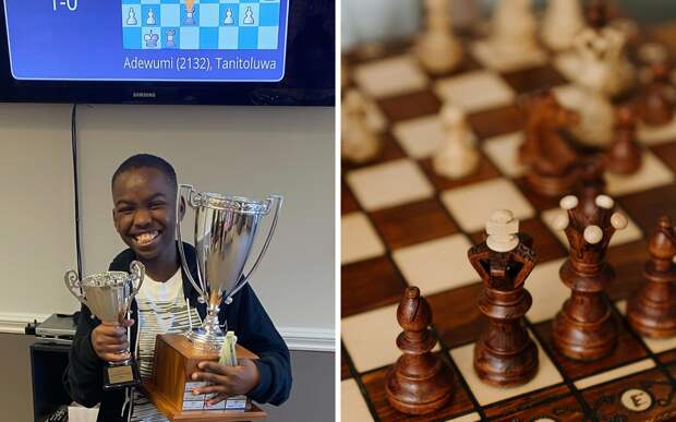 10-летний мальчик стал чемпионом США по шахматам, победив 73 соперника