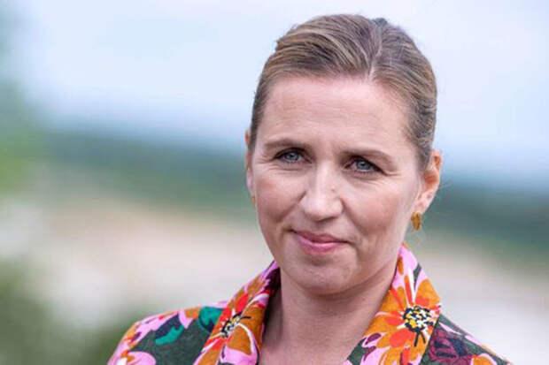 Дания предложила новую дискуссию по «Северному потоку — 2»