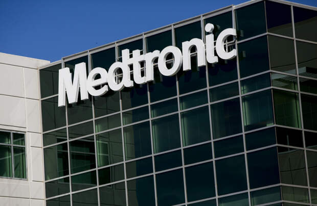 Medtronic отчиталась за квартал с превышением прогнозов