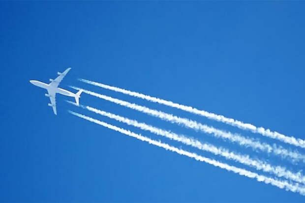 Airbus создаст самолет, не дающий парниковых выбросов