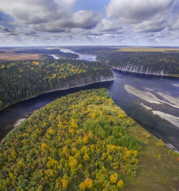 10 уникальных ФОТО дикой природы России