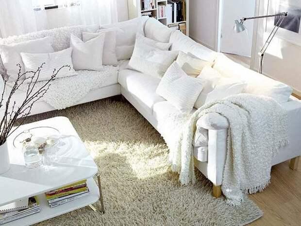 Белая мебель2