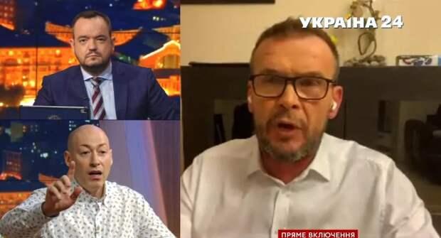 Вакаров объяснил Гордону, что если бы тот увидел порядок в Москве, «то вообще бы сгорел от стыда за Украину»