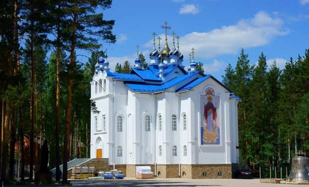 После попыток снять сюжет в Среднеуральском монастыре у режиссера диагностировали перелом