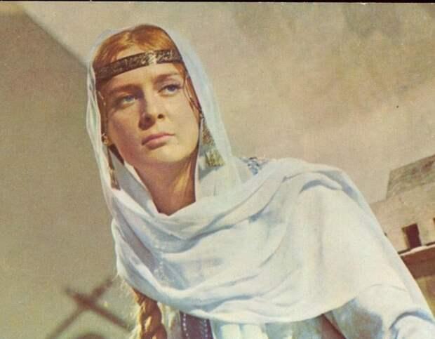 Красивые лица советского кино