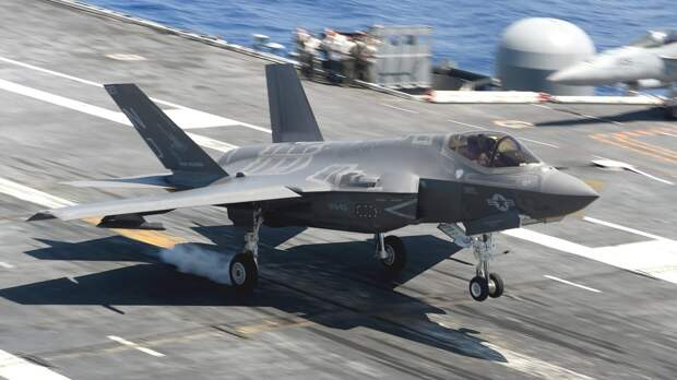 Трамп оказался прав: F-35 может летать только с помощью пара