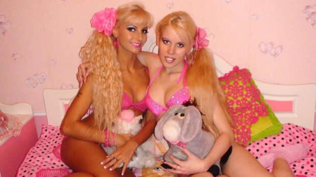 Геноцид начинается с куклы Барби