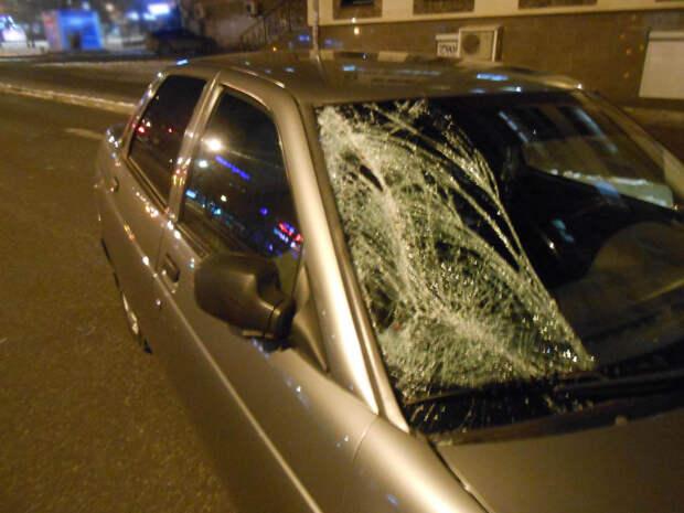 Более 300 пешеходов попали под колеса авто в Ижевске с начала года