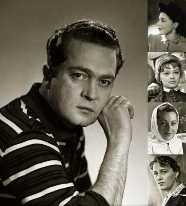 15 звёздных семейных пар, которые блистали в кино и на сцене во времена Советского Союза