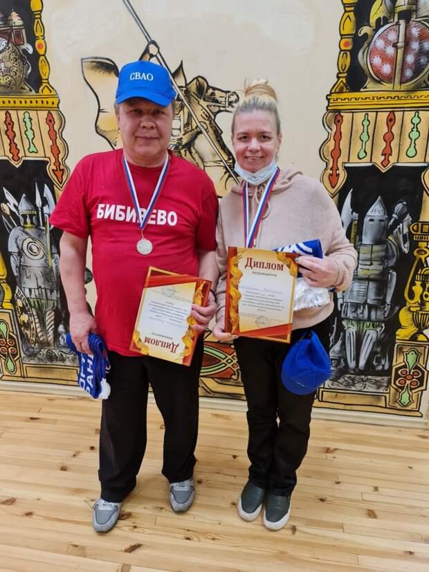Жительница Алтуфьева завоевала «серебро» окружных соревнований по шахматам