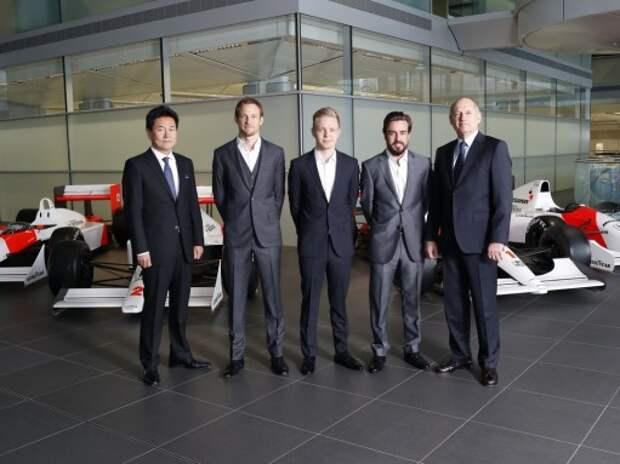 Формула 1: McLaren определилась