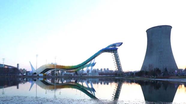 Зимняя олимпиада - 2022: необычный проект в Пекине