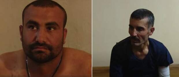 Минобороны Армении показало допросы пленных наёмников