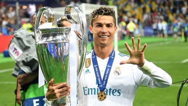 Роналду может вернуться в «Реал». Агент обсуждает такую возможность с клубом