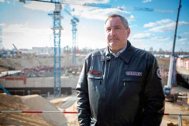 Рогозин заверил общественность, что хищения на космодроме Восточный прекратились