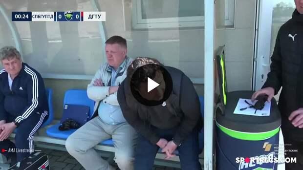 СПбГУПТД (Санкт-Петербург) — ДГТУ (Ростов-на-Дону) | Высший дивизион | 2021