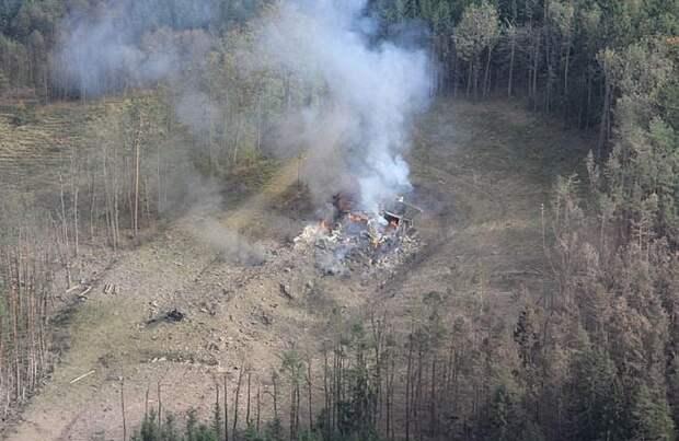 В Чехии раскрыли любопытные подробности взрыва на складе во Врбетице