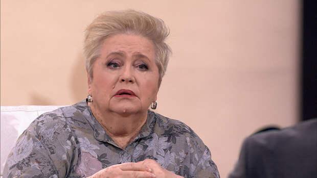 """Гнилова вспомнила разрыв с Александром Соловьевым: """"У него происходило раздвоение личности"""""""