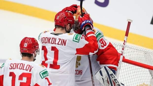 Юниорская сборная России по хоккею проиграла Канаде в финале ЧМ