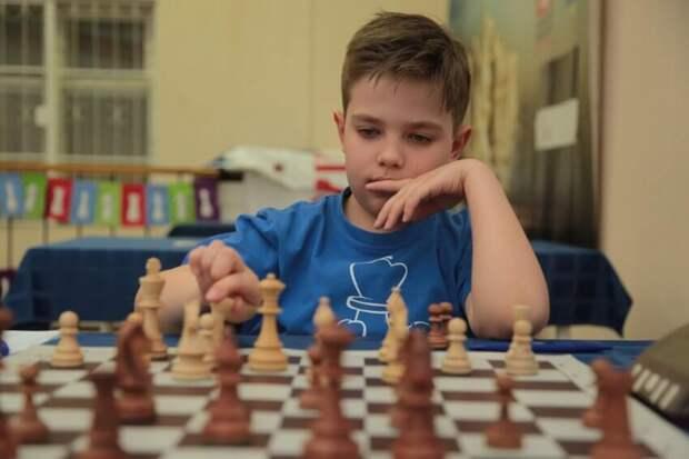 Школьник из Хорошевки стал чемпионом Москвы по шахматам