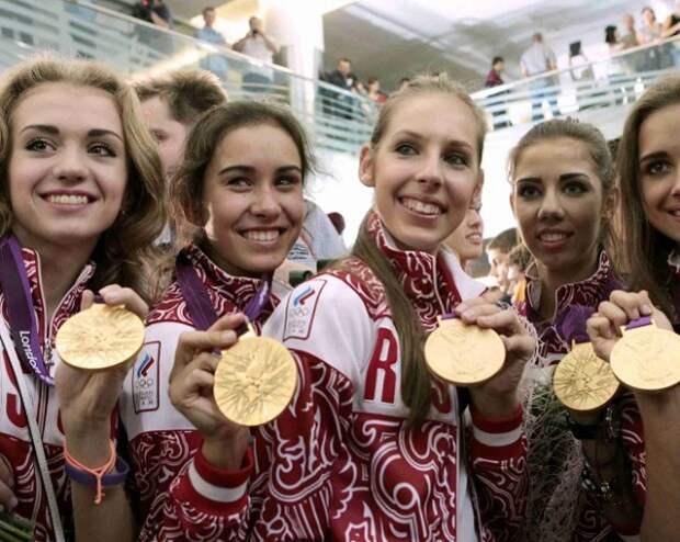 Выплаты россиянам за победы на Играх-2018 вызвали скандал
