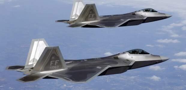 Секретное оружие РФ привело в негодность новейшие истребители США