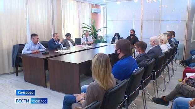 Дмитрий Исламов обсудил с кемеровчанами модернизацию социальных учреждений