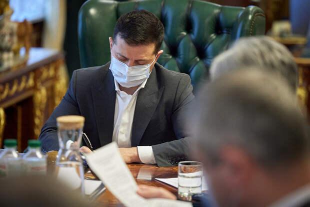 Зеленский отменил указ о назначении главы Конституционного суда из-за угрозы безопасности