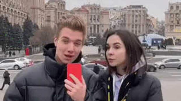 Украинская звезда TikTok нарвалась на критику, назвав Россию любимой страной — видео