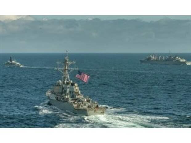 """""""Заходят с козырей"""": США сменили стратегию в битве за господство на море"""