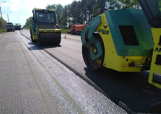 В Удмуртии заключили контракты на ремонт региональных трасс в 2020 году