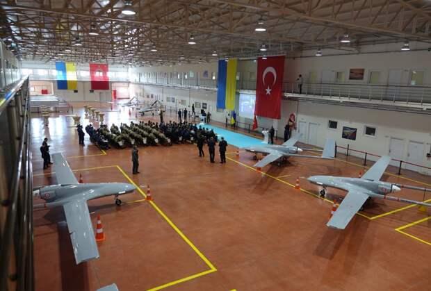 Украина и Турция обменялись взаимовыгодными военными контрактами