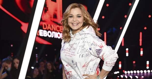 Ирина Пегова стала ведущей танцевального шоу на «Первом канале»