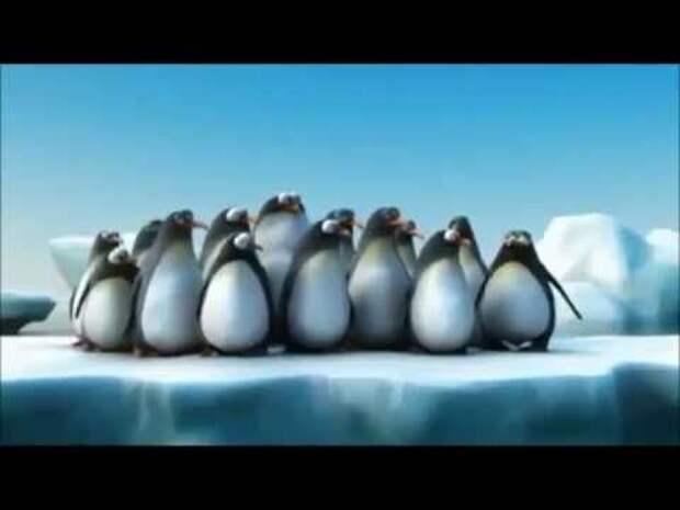 Короткий мультфильм, показывающий силу единства