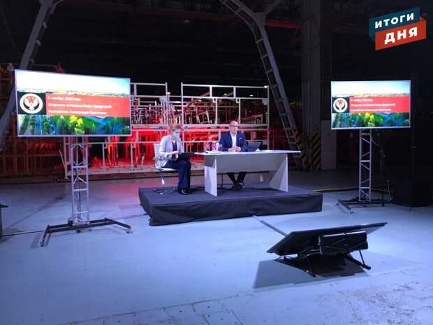 Итоги дня: арест Ивана Ястреба, прорыв на теплотрассе в Ижевске и открытое интервью главы Удмуртии