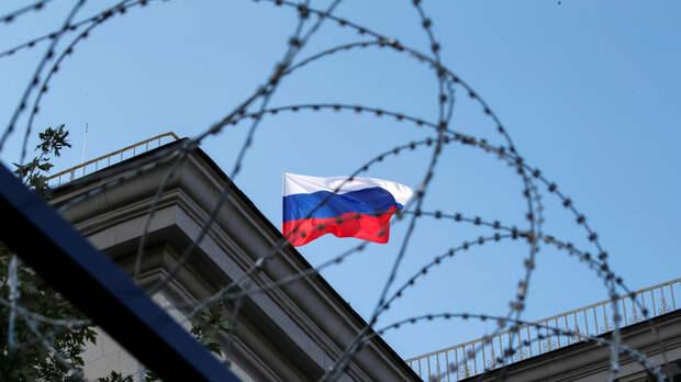 Украина направит Москве ноту о выдворении дипломата России 19 апреля