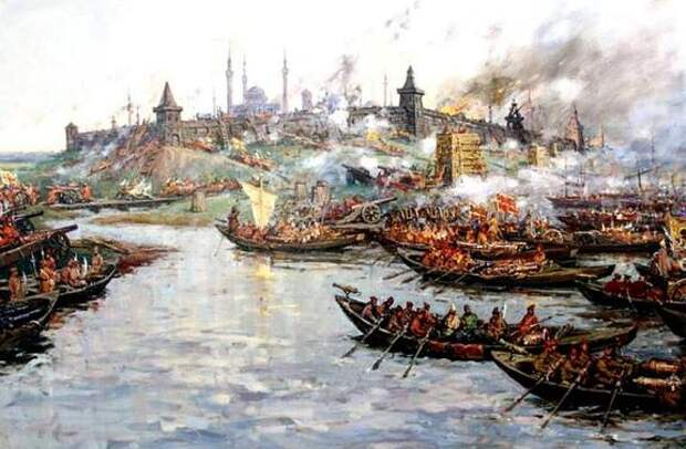 Православные и мусульмане будут ежегодно поминать погибших при взятии Казани воинов
