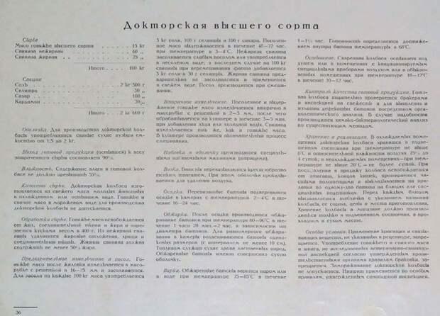 Та самая Докторская по 2,20 из СССР Колбаса, Кулинария, СССР, Длиннопост