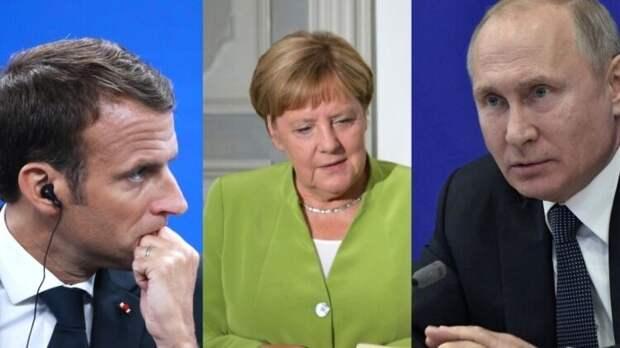 Царев: Меркель и Макрон были в ярости от соглашения Киева и Лондона