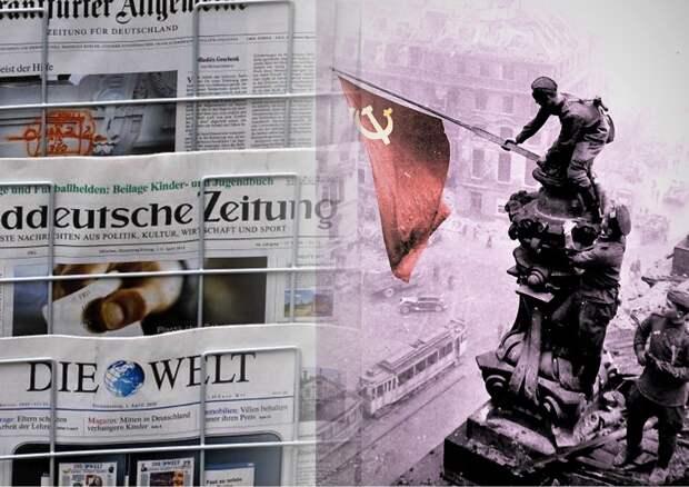 В Германии озвучили причины проигрыша Третьего рейха в войне с Советским союзом