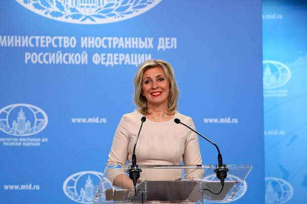 Захарова высмеяла угрозы США из-за «Радио Свобода»*