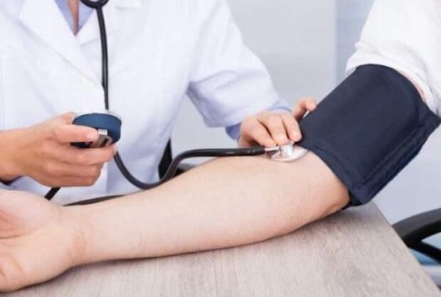 Какая норма артериального давления человека в зависимости от возраста