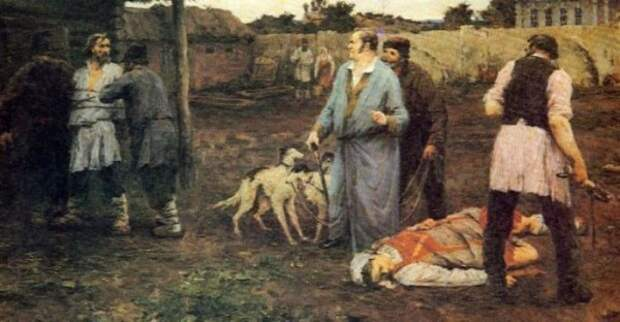 Житьё-битье. Традиции истязания женщин на Руси