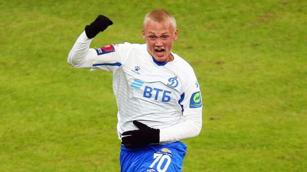 18-летний Тюкавин признан лучшим игроком «Динамо» в апреле