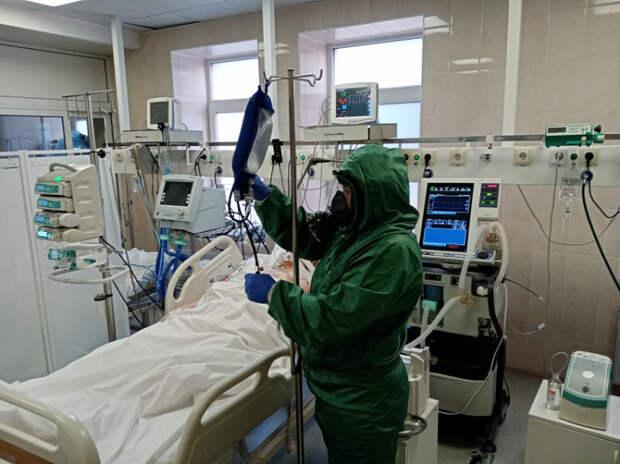 На Кубани за сутки выявили 78 случаев заражения коронавирусом