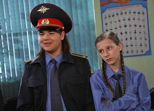 Роль Ильи Полежайкина в «Папиных дочках» принесла актеру огромную популярность. Кадр из сериала
