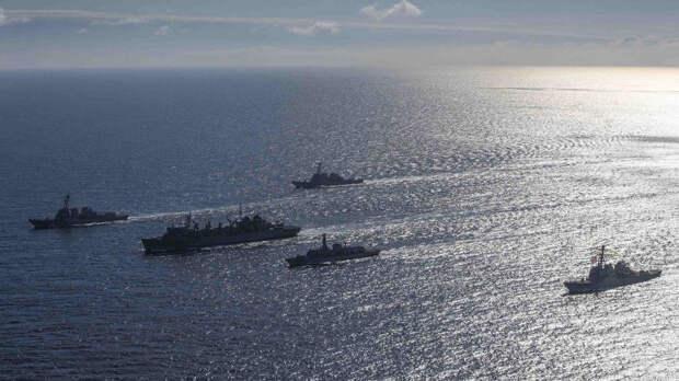 Отставной генерал ВС США призвал Запад усиливать провокации против РФ в Черном море