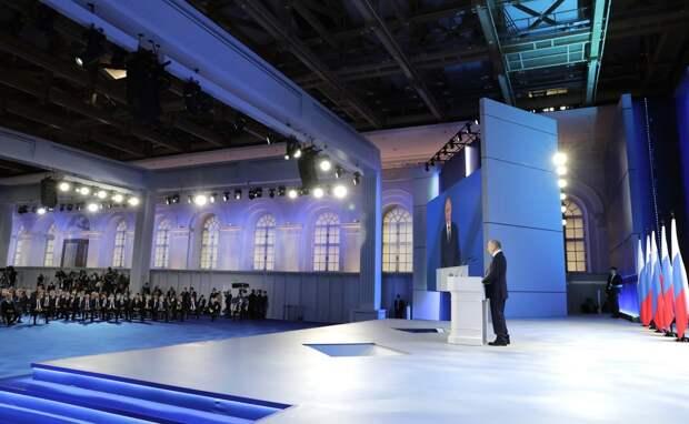 Путин рассказал, как избежать «пустых полок» при сдерживании цен