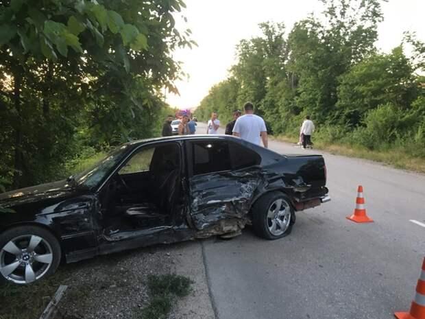 Один человек погиб в ДТП на крымской трассе