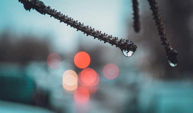 ВБелгородскую область придут ливневые дожди игрозы